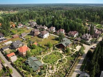 Коттеджный поселок Лесное озеро